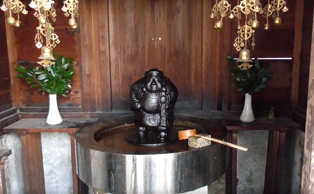 油掛大黒天神社(岡山県)