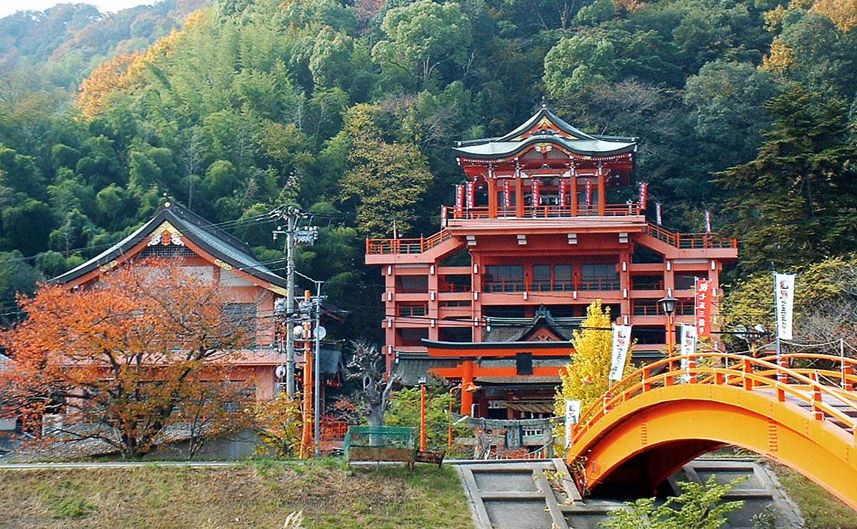 草戸稲荷寺(広島県)