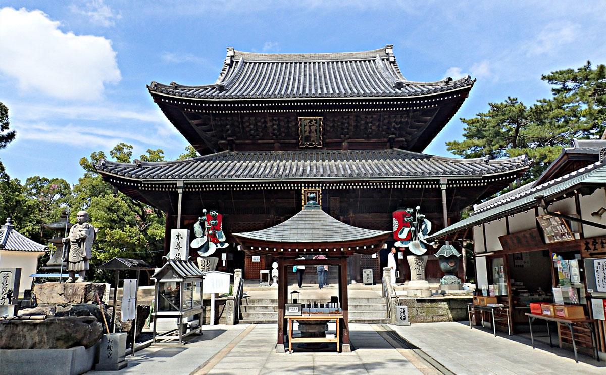 総本山善通寺(香川県)