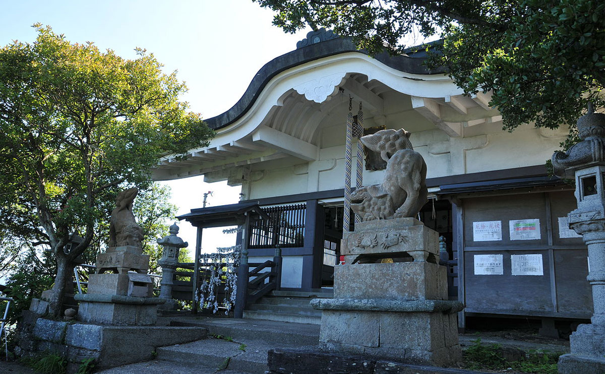 日峰神社(徳島県)