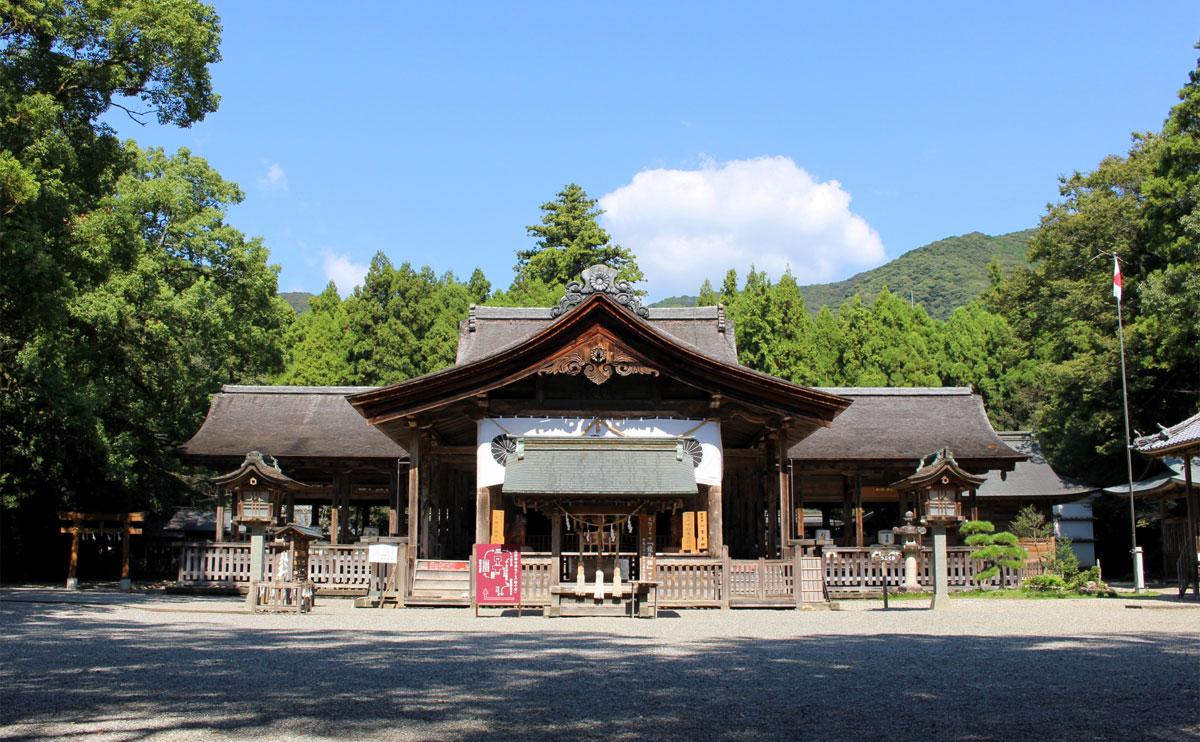 土佐神社(高知県)