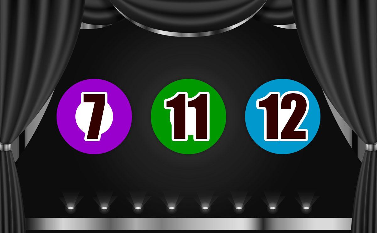 キャリーオーバー発生中に出ない数字ワースト3は「07」「11」「12」!