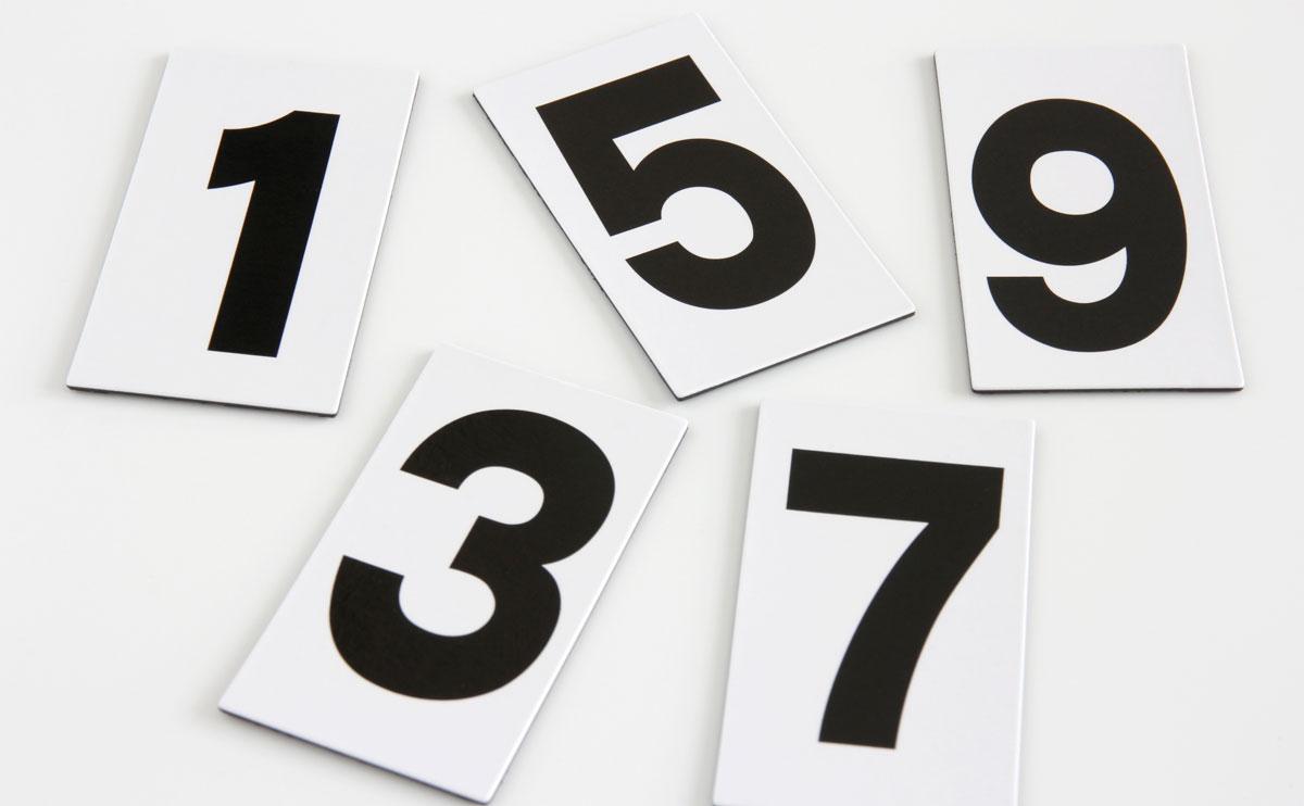 ナンバーズ3 一番多い当選番号