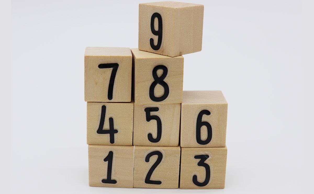 枠によって、出やすい数字・出にくい数字がある!